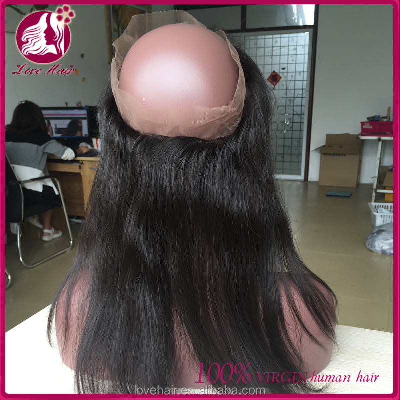 Facetory price unprocessed malaysian human hair 360 lace frontal wig 3 days can ship to <strong>u</strong>