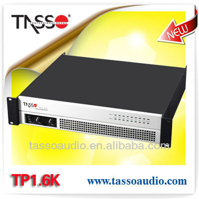TOPPRO 2013 TP1.6K Professional digital Power Amplifier