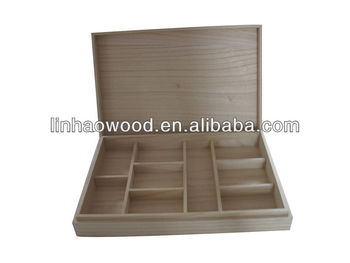 Hot Sale Wooden Food Box for Fruit