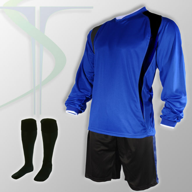 Football Kits- Blade-Blue/Black