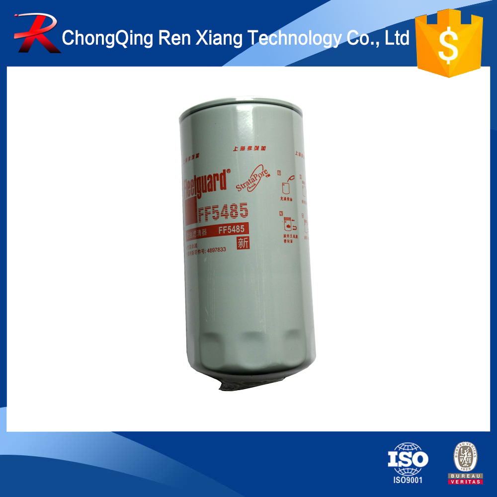 dongfeng truck products FF5485 fleet guard fuel l filter