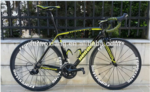 Chinese /china complete /Whole .carbon road bicycle/bike with carbon fiber