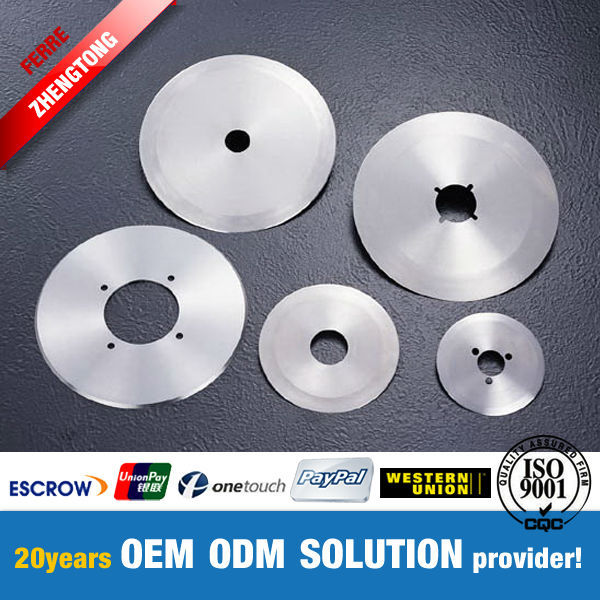Fiber Cutter Disc Cutting Blade