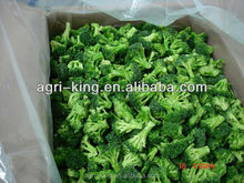 broccoli stem diced and floret
