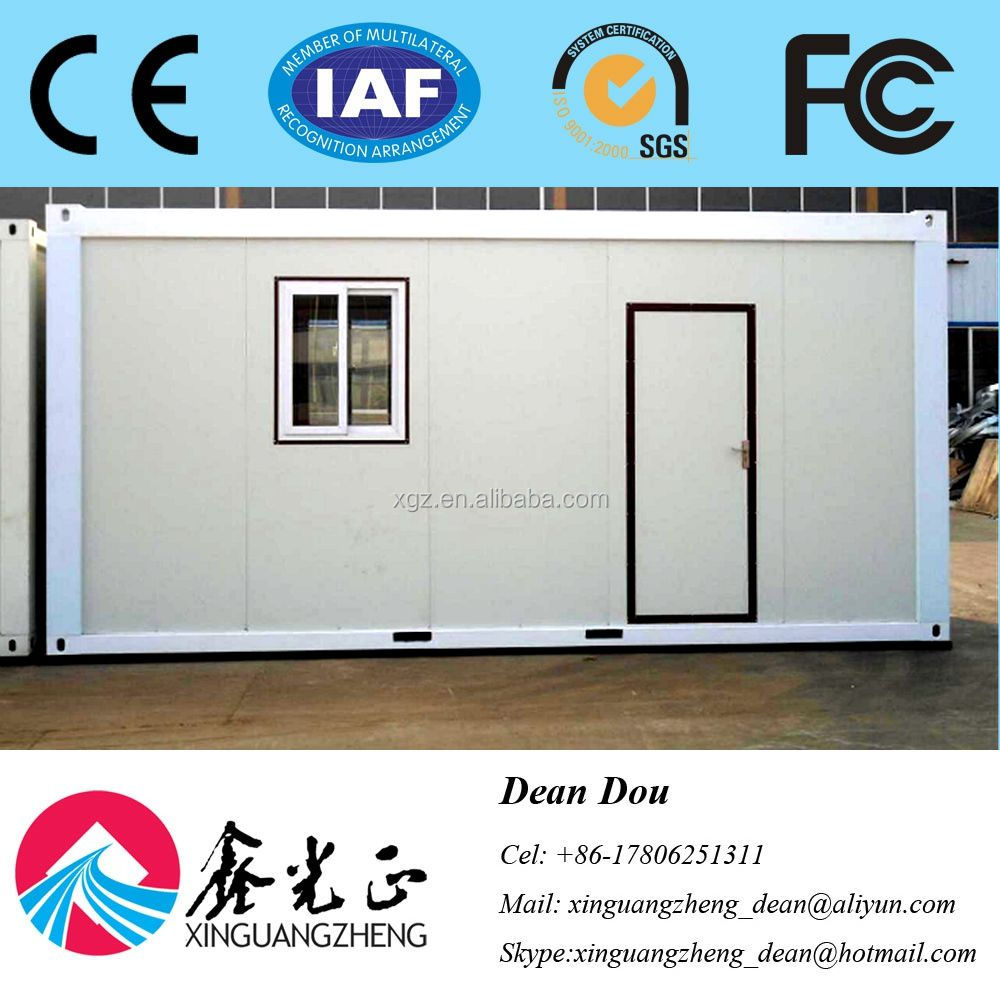 Prefab Container Tiny Home House Kit