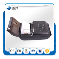 mini plastic bluetooth wireless pos thermal printer with auto cutter -HCC320M