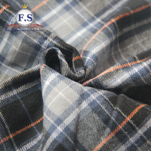 tartan plaid vintage flannel for men's pyjamas fabric