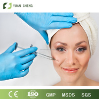 Yuancheng cosmetics/High molecular weight hyaluronic acid for deep wrinkle derm 1ml