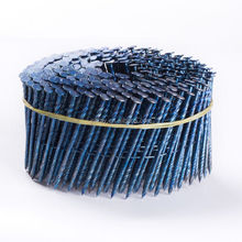 High grade low price smooth shank wire pallet coil nail