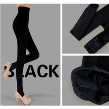 Thick design free size women seamless high quality 6colors choice Stepped foot trousers seamless winter thick leggings