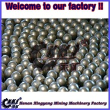 Forged steel balls for ball mill