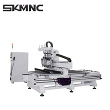 1325 1530 2030 4 axis wood cnc router machine for wood door
