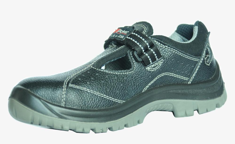 2017 summer slip resistant sandal safety shoes