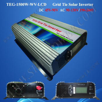 1500w best solar grid inverter for on grid tie solar energy systems inverter solar