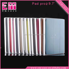 Multi Color For iPad Pro 2 Offical Leather Case For iPad Pro 2 9.7 inch Leather Stand case