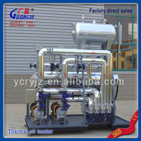 Thermal Fluid System - Hot Oil Heater for asphalt tank,china manufacture
