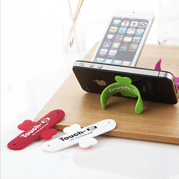 fashion animal shape silicon phone sucker stand,mobile phone sucker stand