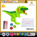 Electronic educational dinosaur projector painting toy