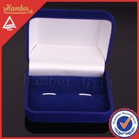 Cufflink Velvet Medal Box For Gifts