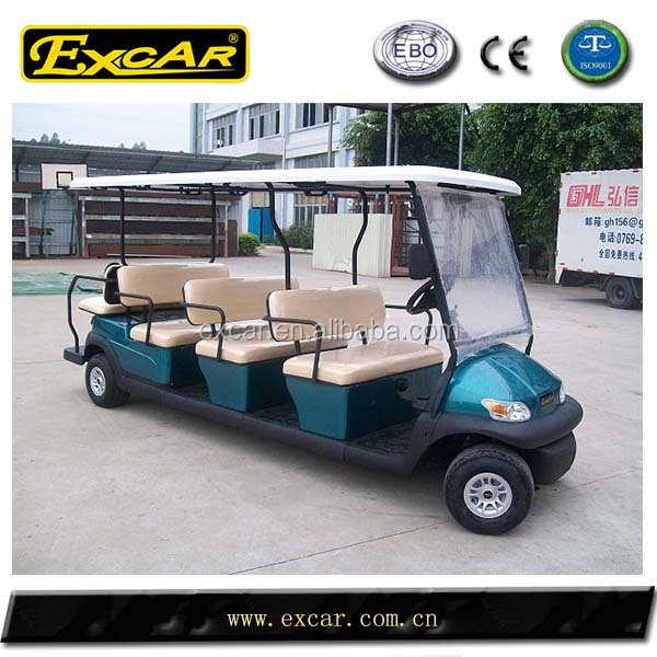 cheap electric signtseeing cart 8seats