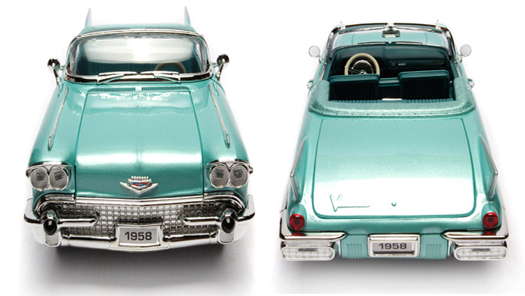 Manufacturer Supplier diecast classic 1:18 scale Exported to Worldwide