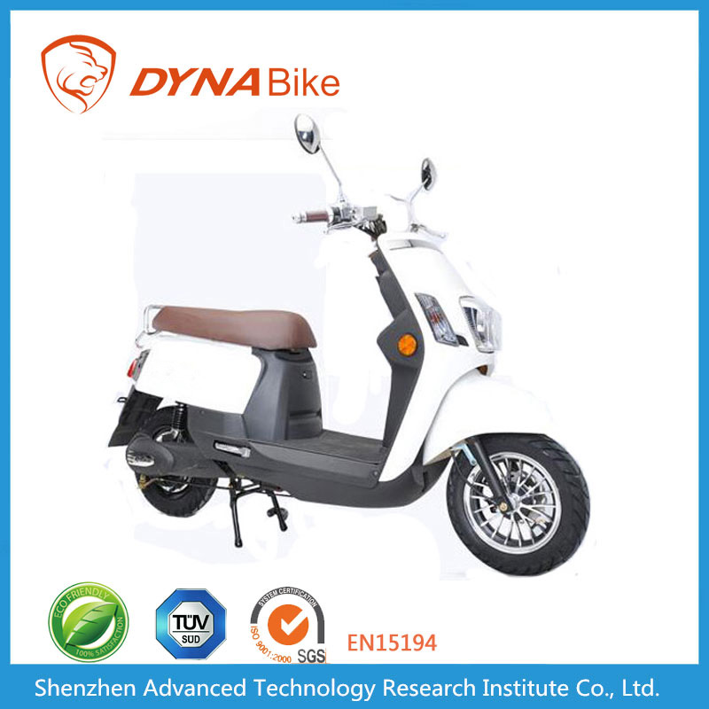 DYNABike AURORA X2 deluxe series electric motorcycle with 500w 60km/h energy saving for man and woman