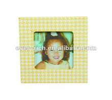 Custom handmade wood photo frame wholesale Natural wooden picture frames for photo