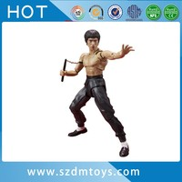 Popular custom realistic one piece OEM polyresin action figure