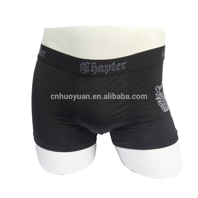 Huoyuan sexy 2015newest underwear/OEM cotton briefs/wholesale modal /bamboo boxers for men factory,ODM polyester shorts manufact