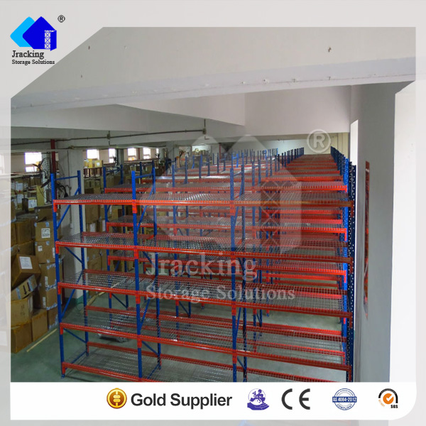 Well-known brand Jracking adjustable interior used warehouse shelving medium rack longspan dexion