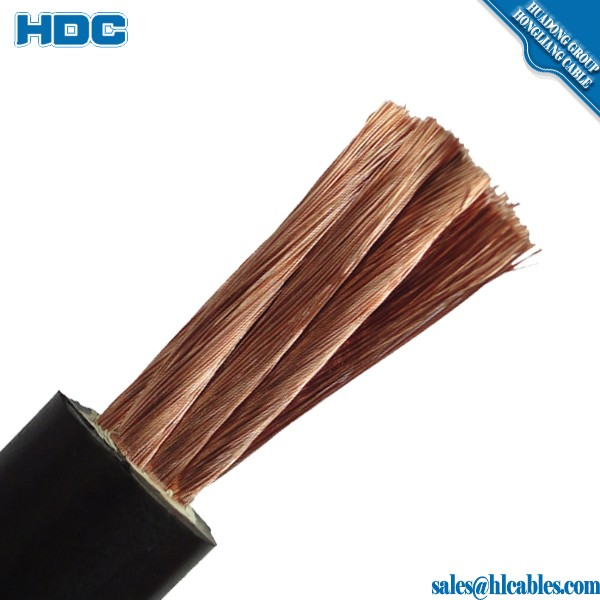 Hot sale sq 25 mm sq 35 mm sq 50 mm sq 70 mm welding cables 25 mm2 70 mm2 welding cables with CE CCC DVE