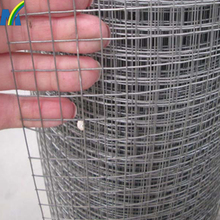 1x1 2x2 3x3 4x4 galvanized welded wire mesh