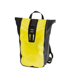 yellow cycling backpack for men