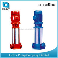 high pressure water pump GDL Vertical inline multistage centrifugal pump