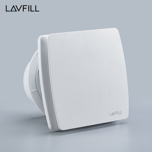 Silent Ventilator Small Exhaust Fan in Toilet Axial Air Extractor