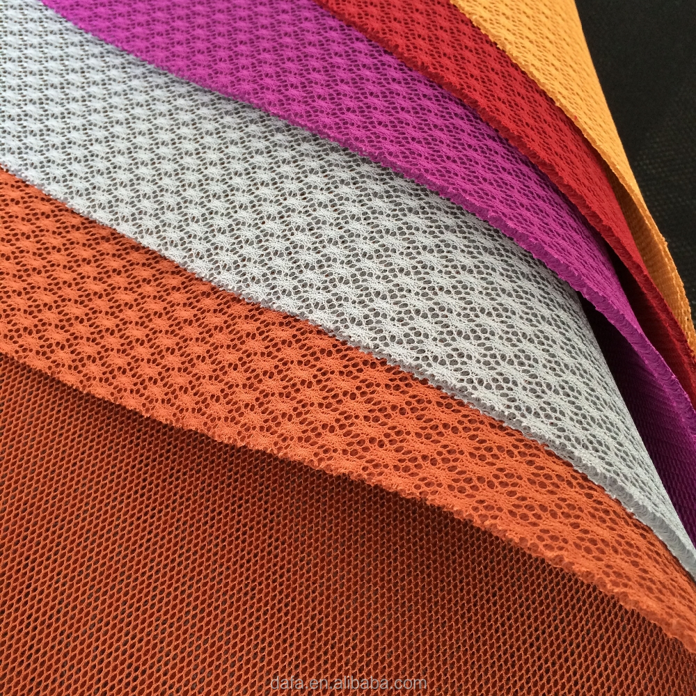 Breathable 3d Spacer Mesh Fabric For Sport Shoes,Df1409