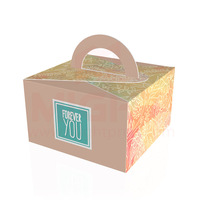 Wedding Candy Packaging Paperboard Box