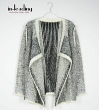 The most popular products winter women poncho knit cardigan sweater for sale