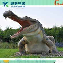 Giant factory price Inflatable crocodile/inflatable cartoon/inflatable advertising for sale