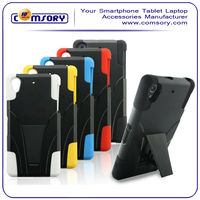 NEWEST Combo Phone case Cover with stand function For Sony Xperia Z2