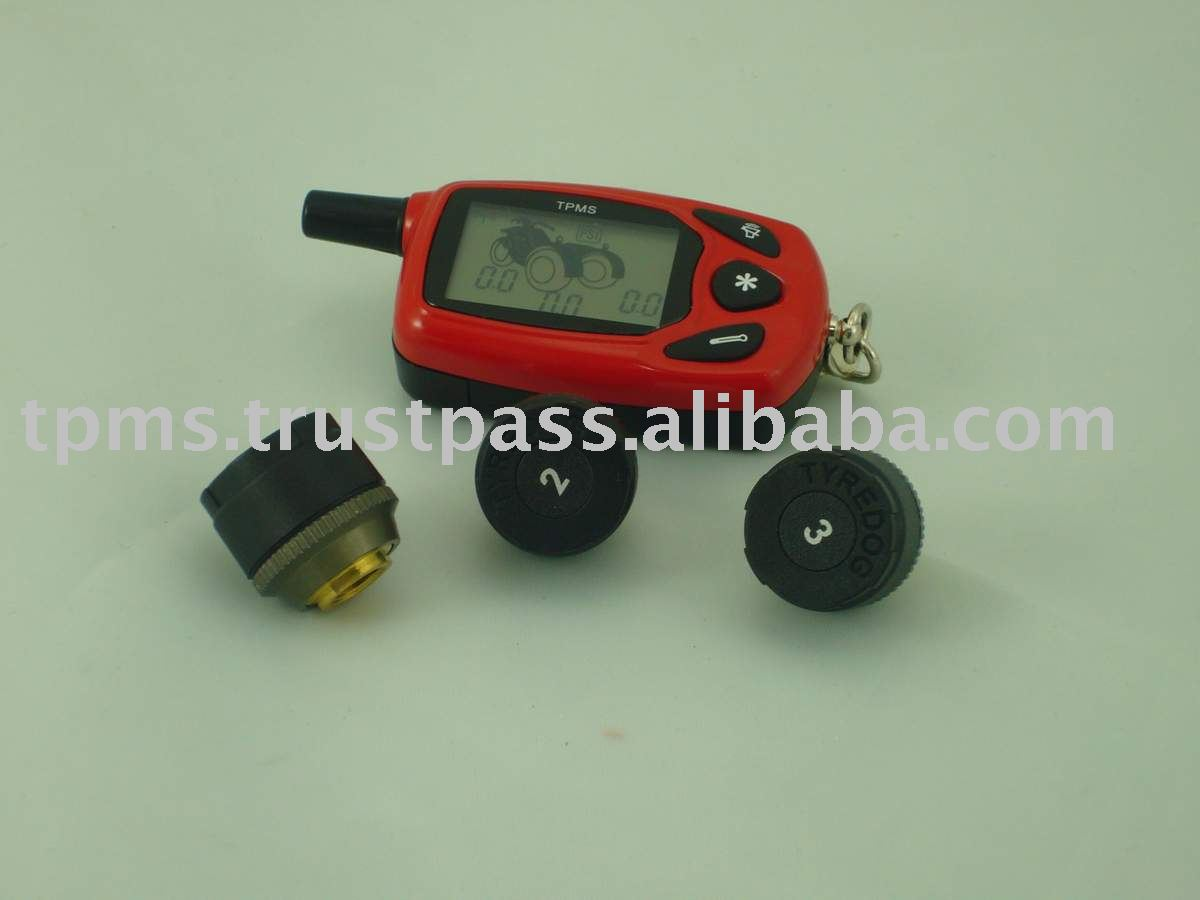 Motorcycle wireless TPMS-TD4000 AX