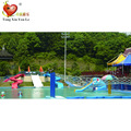 Hot Sale Combination Of Large Spiral Water Slides