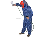 Antistatic Carbon Fibre painters suit waterproof spray suits