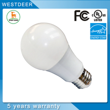 2016 Best Selling products led bulbs 9.5W Energy star UL/CUL listed Dimmable A19 led light bulb