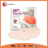 loss weight Belly Wing Wonder Patch Reduce Weight Fat Burning Slimming Body