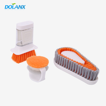 New Plastic Handheld PP Bristle Kitchen Cleaning Ceramic Tile Brush Set
