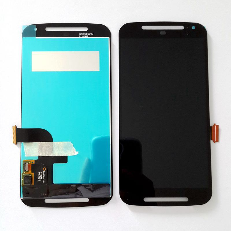 KingCrop lcd screen for moto e lcd + touch screen assembly