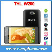 ThL W200 MTK6589T 1.5GHz Android 4.2 Smartphone 1GB+8GB 5.0 Inch HD IPS Screen