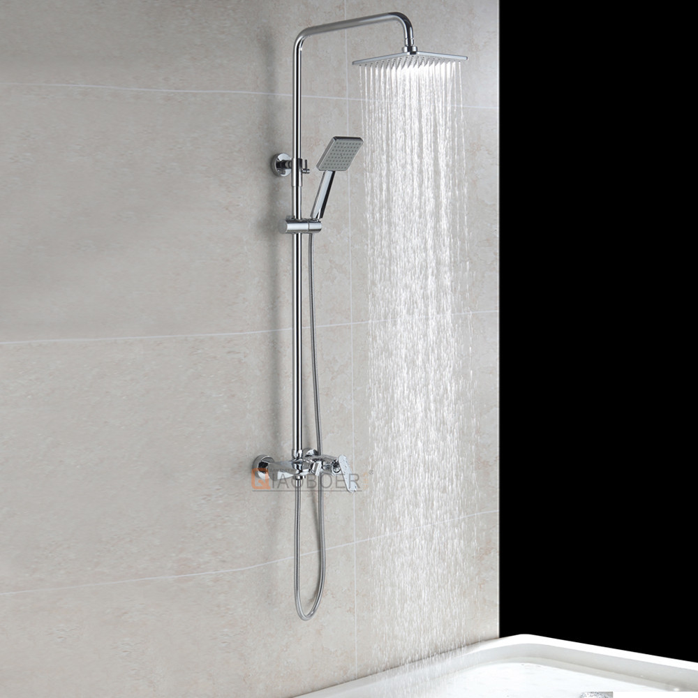 Wholesale jetted tub shower combo shower and shower set