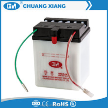 Chinese Dry Charged Battery 12V 2.5Ah Battery For 50cc Motorcycle